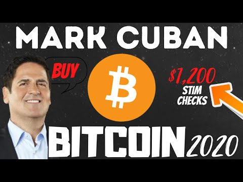 Mark Cuban Owns Bitcoin | Americans Are Buying Bitcoin With Stimulus Checks (Cryptocurrency)