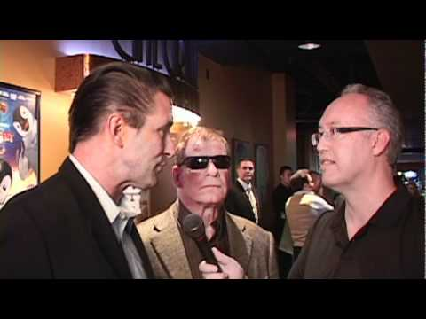 "Interview with William Baldwin & Mike Chastain about upcoming football movie ""Blind Faith"""