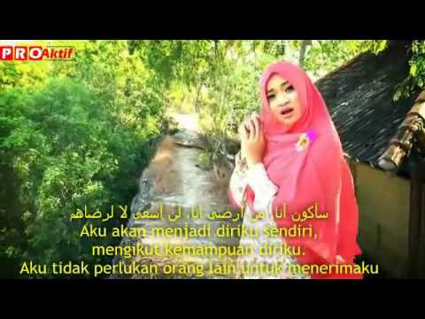 """cewek hijab suaranya keren"" Kun Anta Translate Indonesia  Humood AlKhudher   حمود الخضر"
