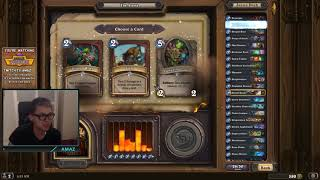 Hearthstone Arena - First Arena Run of 2019! Guess how many wins?
