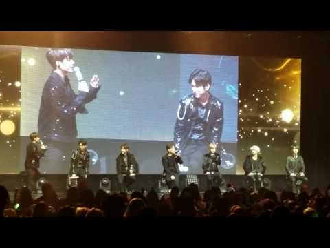 (Fancam) GOT7 Turbulence in Chicago [Question & Answer session]
