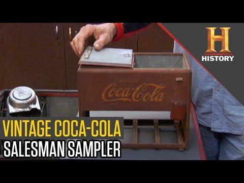 Collector's Coca-Cola Sampler | Pawn Stars