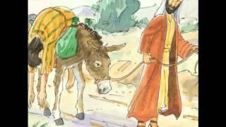 De Barmhartige Samaritaan (Bijbelverhaal voor de kleintjes)