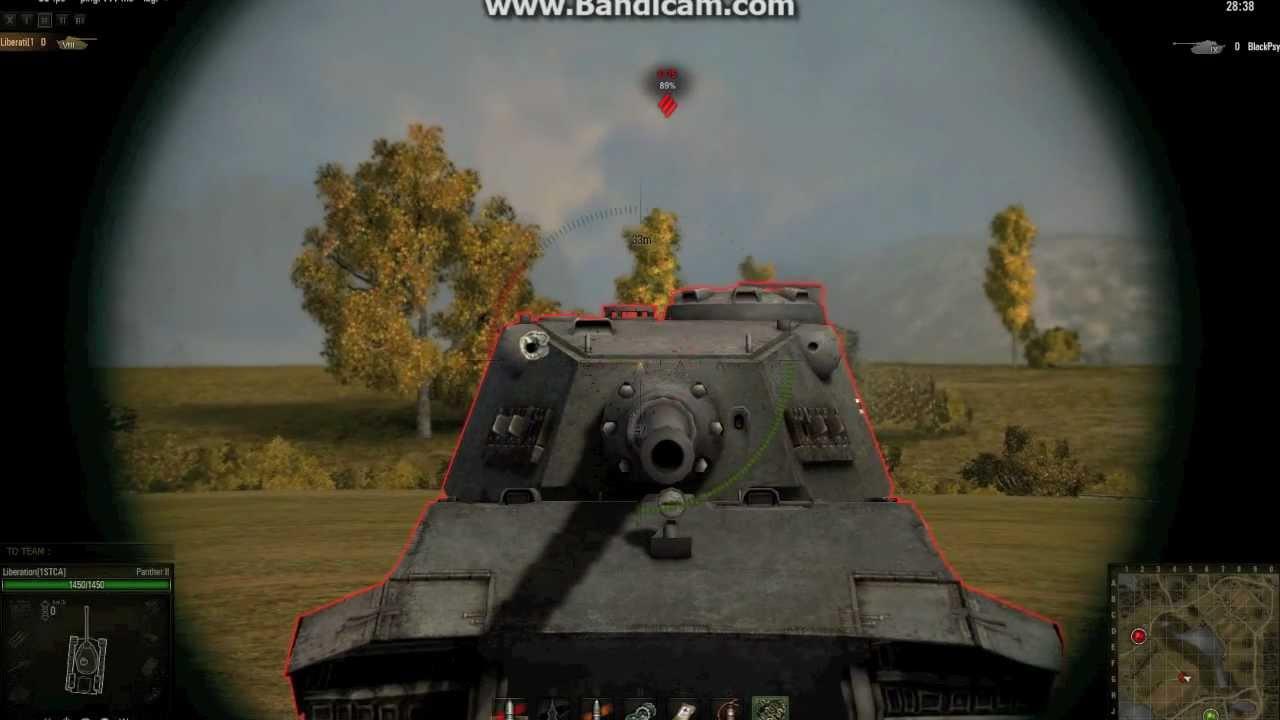 wot) e-75 weak-spots (commentary) - youtube