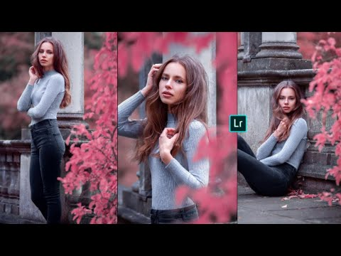 Lightroom Best Mobile Photo Editing Tutorial | Lr Photo Editing | Ijaj Editz thumbnail