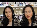 AWET 13 Jam! Covering Acne makeup tutorial