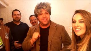Bastidores - Hora do Leite Show - Part. Campinas Depressiva