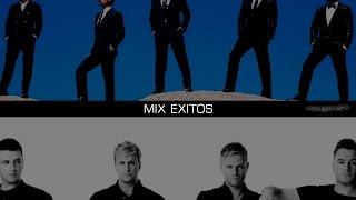 Video Backstreet Boys - Westlife MIX  2017 Exitos download MP3, 3GP, MP4, WEBM, AVI, FLV Oktober 2017