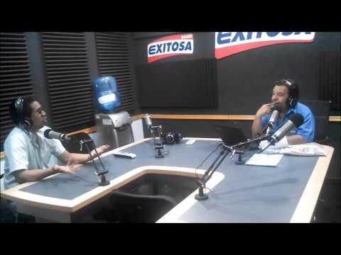 Entrevista Regidor Benito Villanueva - Radio Exitosa