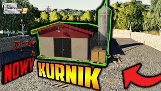  Sołtys Wybudował Wielki KURNIK ⚡️ Rolnicy Mechanicy ⭐️ Farming Simulator 19