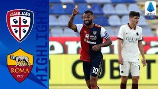 Cagliari 3-2 Roma | Tre punti fondamentali per i sardi | Serie A TIM