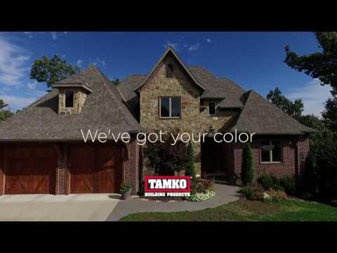 TAMKO: We've Got Your Color
