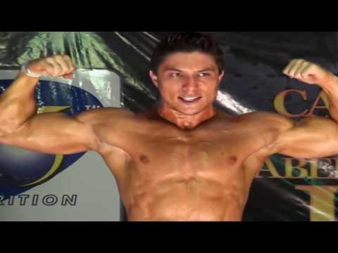 Fisiculturismo Campeonato IFBB Limeira (Pesagem, Depilação, Pintura, Campeonato) - Vítor S. Camargo