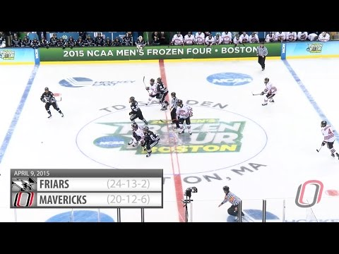 Hockey Highlights: Omaha vs. Providence (Frozen Four)