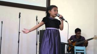 HESUS by Lyca Gairanod of The Voice Kids Philippines Team Sarah