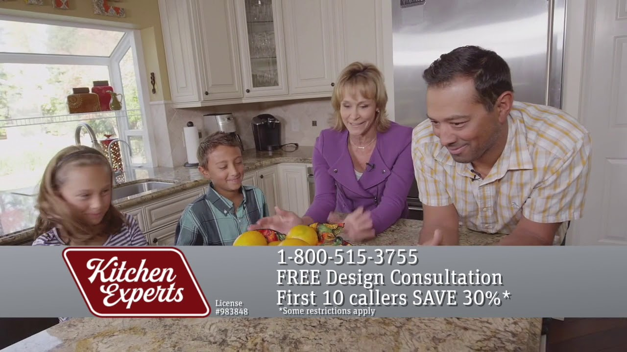 The Kitchen Experts Show - YouTube