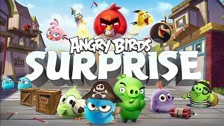 Uma nova SUPRESA-Angry Birds Análise!