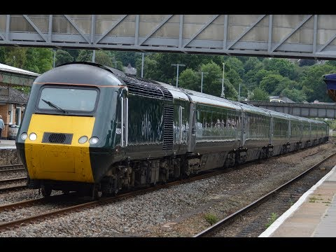 Trains and Tones on the Devon Day Ranger 24/06/2017