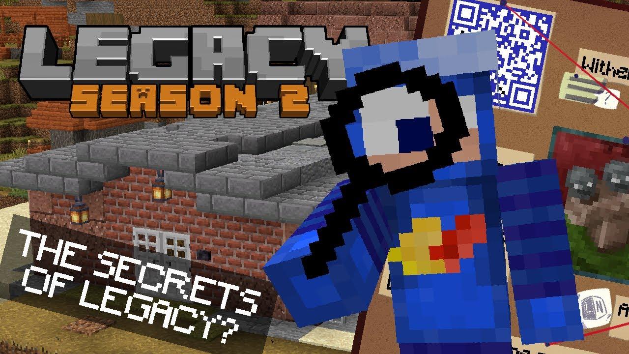The Secrets of Legacy SMP? - Legacy SMP Season 2