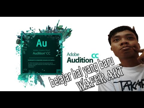 how to add tracks audition
