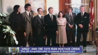 """Fareed Zakaria GPS: The real """"Argo"""""""