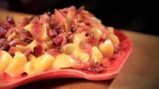 How To Make Bacon Mac & Cheese | Bacon Recipes