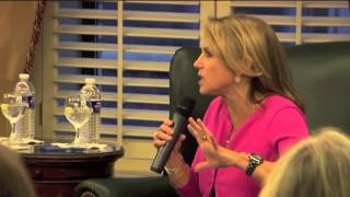 Katie Couric on How She Responded to the Sarah Palin Interview