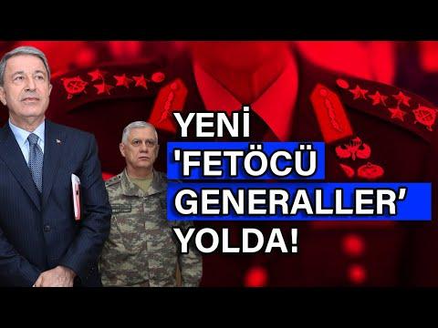 YENİ 'FETÖCÜ GENERALLER' YOLDA indir