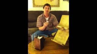 Raffle: Thomas Jefferson Revolving Bookstand