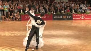Benedetto Ferruggia - Claudia Koehler, GER - Viennese Waltz
