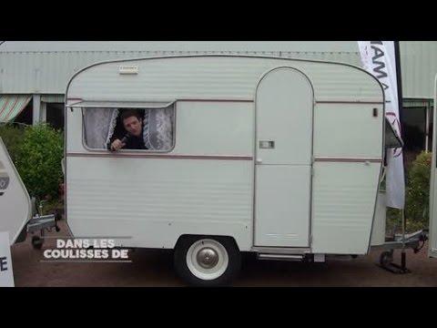 Tour De Bretagne 2011 Les Caravanes Anciennes De Collec