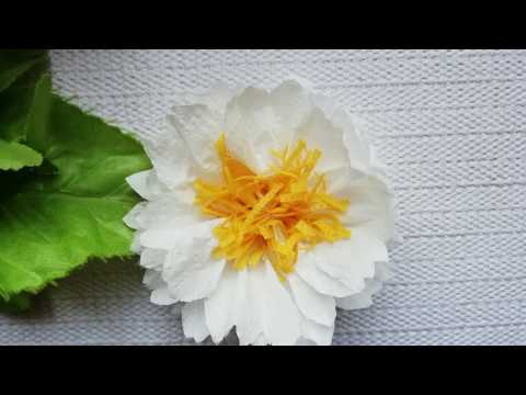 Diy room decor idea||how to make tissue paper flower|| crafts life||