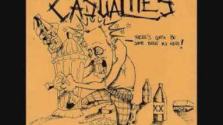 The Casualties - Drinking Is Our Way Of Life