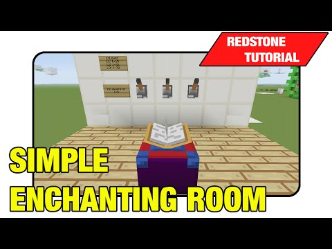 Set Up The Best Enchanting Room Minecraft Xbox One