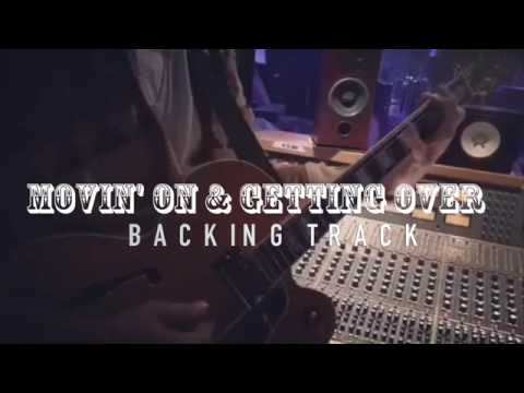 """John Mayer - """"Moving On and Getting Over"""" Backing Track (New Song 2017)"""
