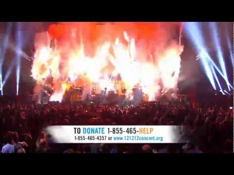 Live And Let Die @ Paul McCartney [121212 The Concert For Sandy Relief]