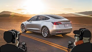 I Was WRONG About The Tesla Model 3 - Car Guys Talk #78