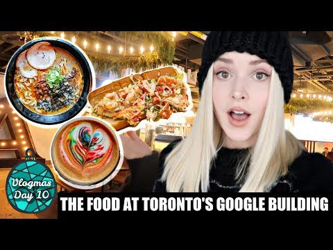 YOU HAVE TO EAT HERE IF YOU COME TO TORONTO | Vlogmas Day 10