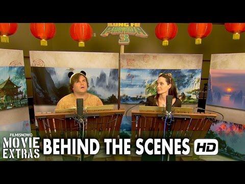 Kung Fu Panda 3 (2016) Behind the Scenes - Cast ADR
