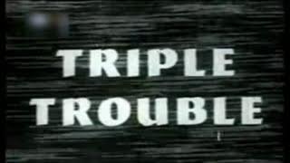 Charlie Chaplin -Triple Trouble 1918-Full Movie #churghus