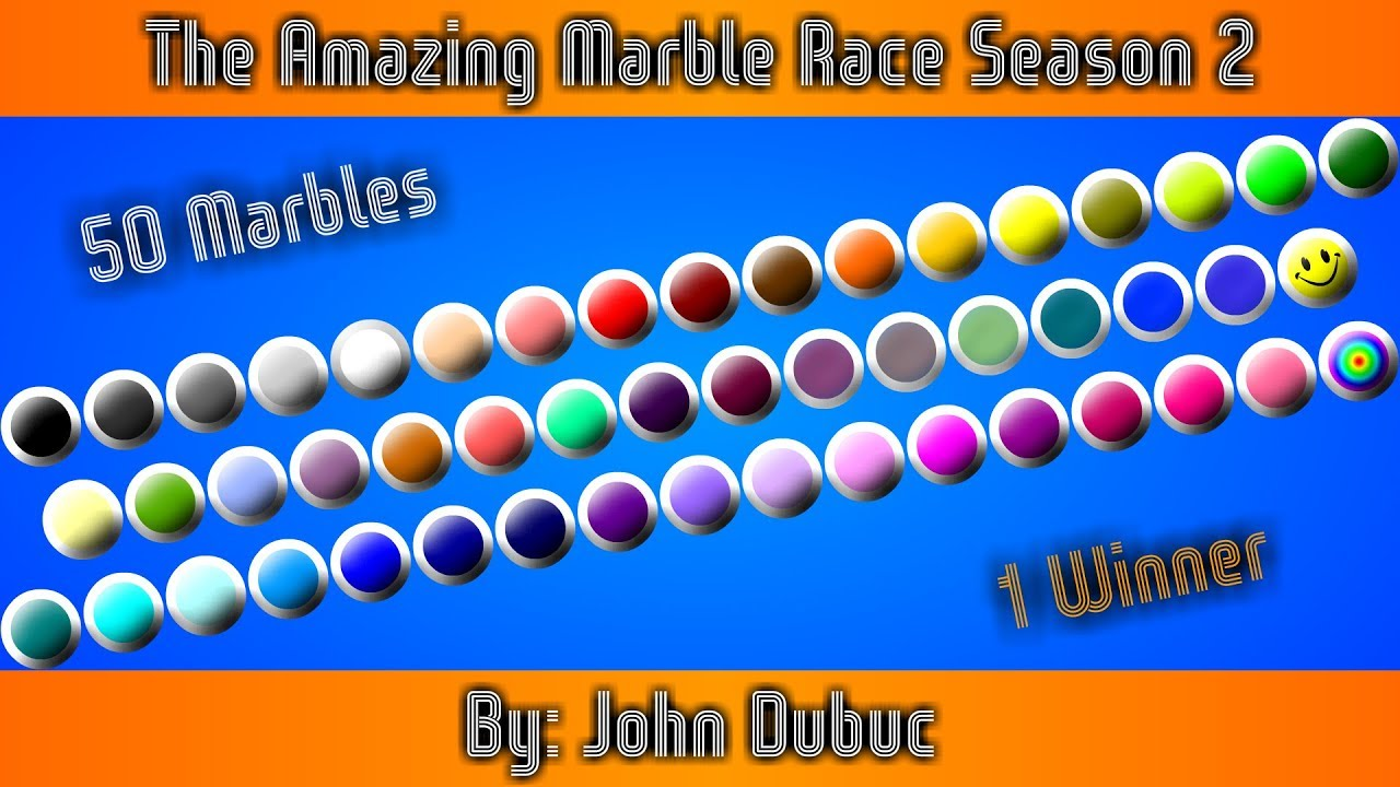 The Amazing Marble Race S2 Part 7