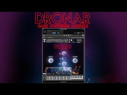 Gothic Instruments DRONAR Dark Synthesis Walkthrough