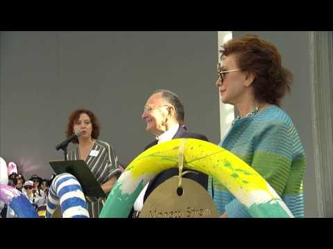 Grand Opening And Ribbon Cutting, Jan Shrem And Maria Manetti Shrem Museum Of Art