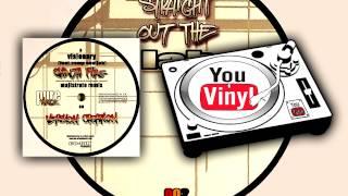 Visionary - Ganja Fire (Majistrate Remix) / Version Creation [PUREVOL002]
