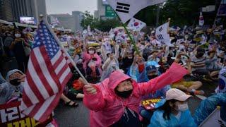 8·15 집회 참석자들 사이에서 '휴대폰, 카드…