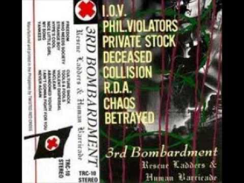 VA - 3rd Bombardment Cassette (Philippines)