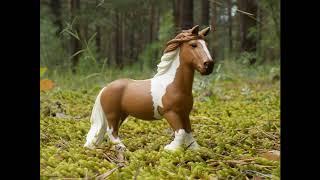 Лучшие фото с фигурками лошадей