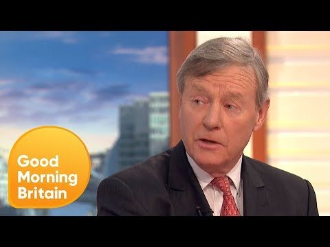 Former Defence Minister Discusses What Russia's 'Harsh' Response May Be | Good Morning Britain