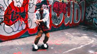Q-Tip - Vivrant Thing   Airboard Freestyle