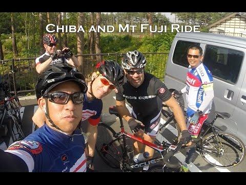 Chiba and Mt Fuji Ride
